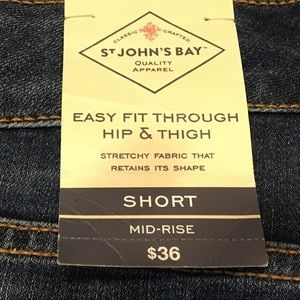 St. John's Bay Shorts - NWT St John's Bay Shorts